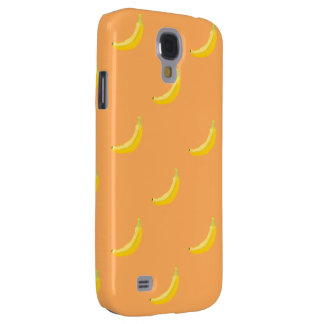 banana pattern HTC vivid tough Samsung Galaxy S4 Case