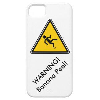 Banana Peel Emergency iPhone SE/5/5s Case