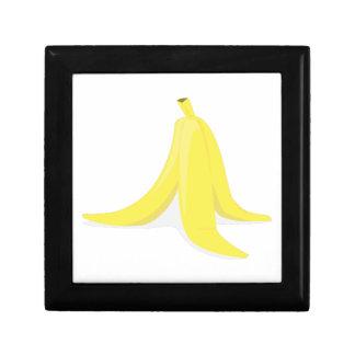 Banana Peel Trinket Boxes