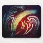 banana peel mouse pads