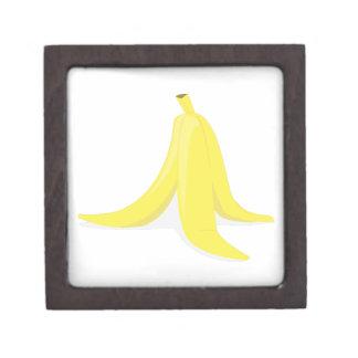 Banana Peel Premium Trinket Box