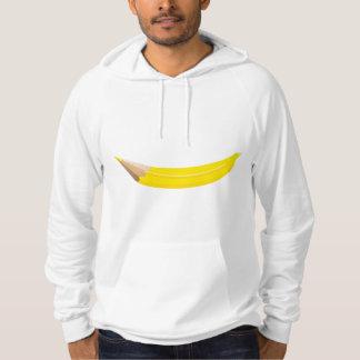 Banana pencil hoodie