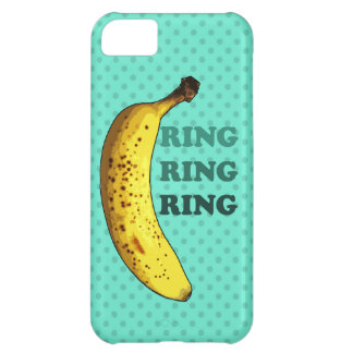 Banana Phone iPhone 5C Cover