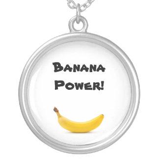 Banana Power necklace