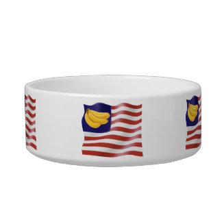 Banana Republic Cat Food Bowls