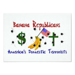 Banana Republicans Announcements