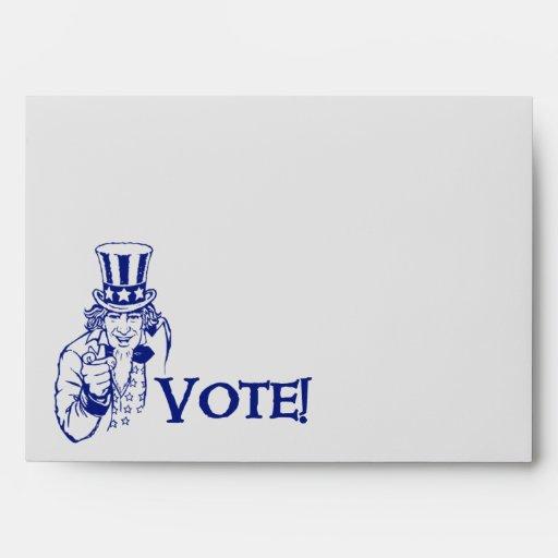 Banana Republicans Envelopes