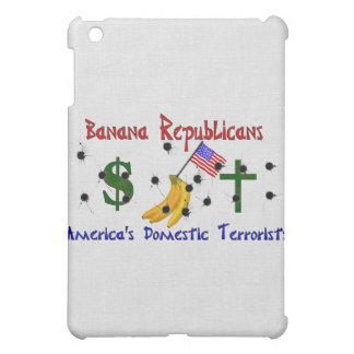 Banana Republicans iPad Mini Cover