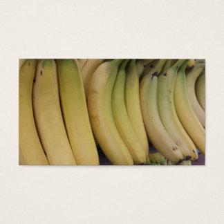 banana row business card