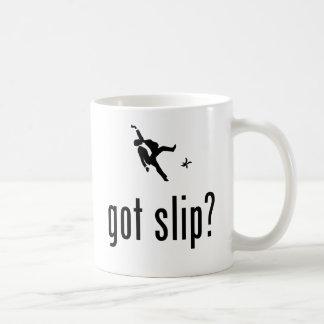 Banana Skin Slip Coffee Mug