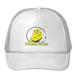 Banana Slugs Snap Back Mesh Hats