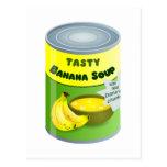 Banana Soup Post Card