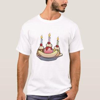 BANANA SPLIT by SHARON SHARPE T-Shirt