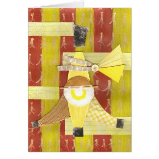 Banana Split Greeting Card