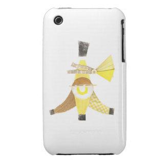 Banana Split I-Phone 3G/3Gs Case