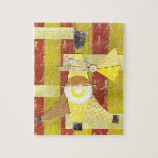 Banana Split Jigsaw Jigsaw Puzzle