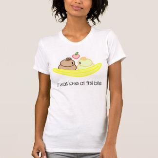 Banana Split Love Song T Shirt