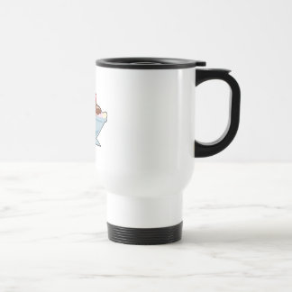 banana split mug