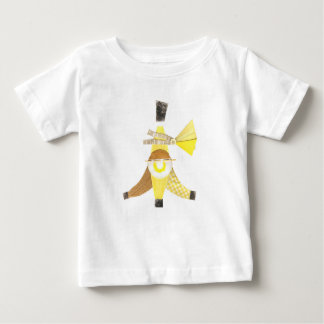 Banana Split No Background Baby T-Shirt
