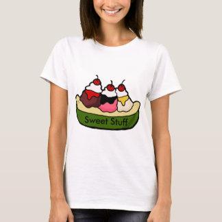 Banana Split Sweet Ice Cream Treat T-Shirt