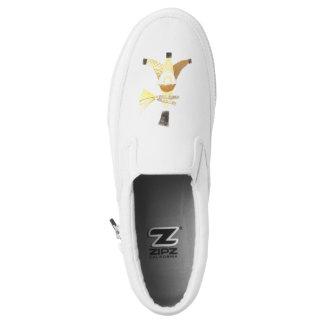 Banana Split Women's Slip On Shoes