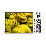 Banana stamps