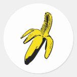 Banana Stickers