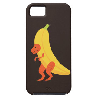 Banana T Rex iPhone 5 Covers
