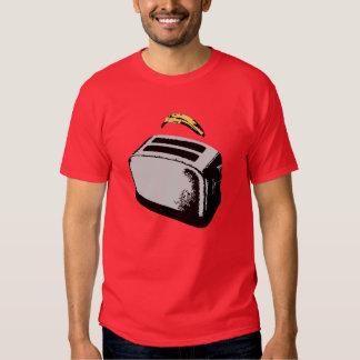 Banana Toaster Tee Shirt