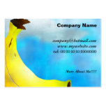 Banana Tree Large Business Cards (Pack Of 100)
