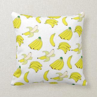 Banana Wallpaper American MoJo Pillows