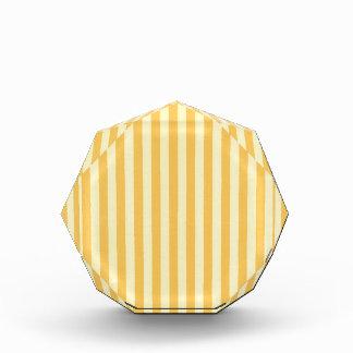 Banana Yellow Stripes Award