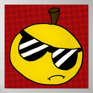 Bananagab Grumpified Poster