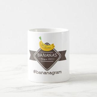 #bananagram Love You Mom Logo Mug