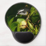 Bananaquit Bird Eating Tropical Nature Photography Gel Mouse Pad