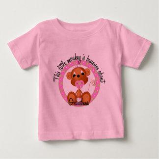 Bananas About Grandma - pink Tshirts and Gifts