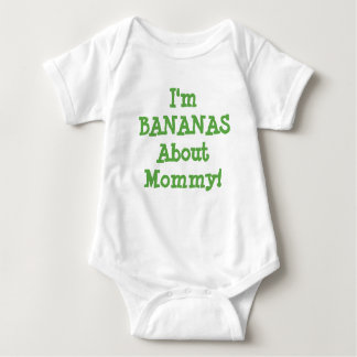 BANANAS About Mommy Baby Creeper