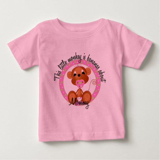 Bananas About Mommy T shirts and Gifts