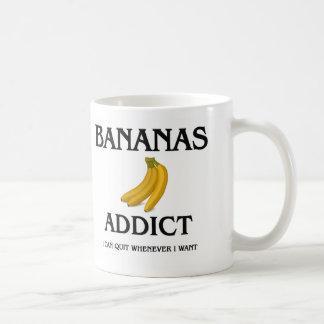 Bananas Addict Mug
