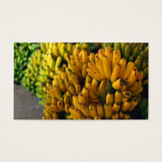 Bananas at night business card