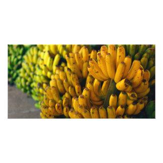Bananas at night card