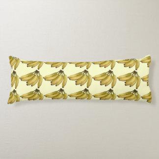 bananas body pillow