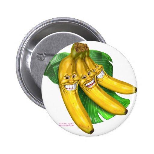 bananas pins