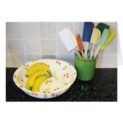 Bananas Card