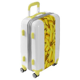 Bananas carry on luggage