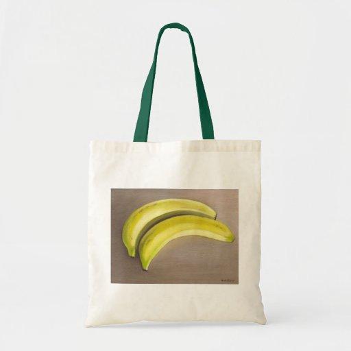 Bananas - Customized Budget Tote Bag