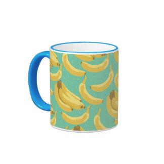 bananas fun ringer mug