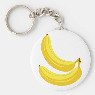 Bananas Keychain