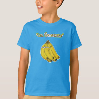 Bananas Kids Shirt