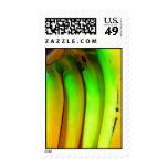 Bananas Postage Stamp